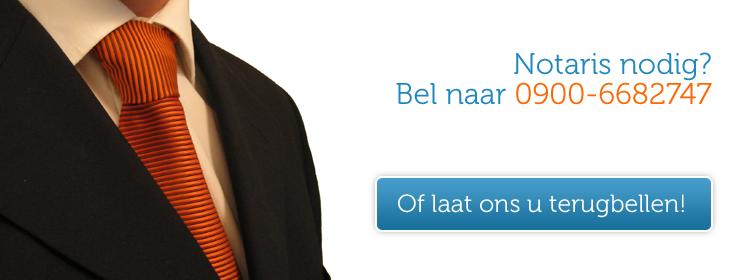 contact notaris rotterdam